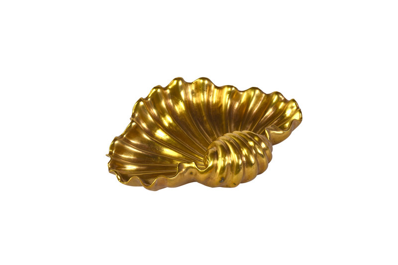 Alexa hampton maitland smith brass shell dish i a 800 xxx q85