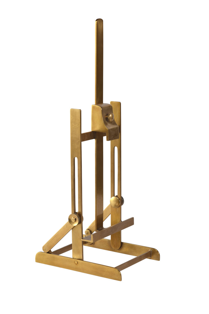 Alexa hampton maitland smith brass tabletop easel a 800 xxx q85