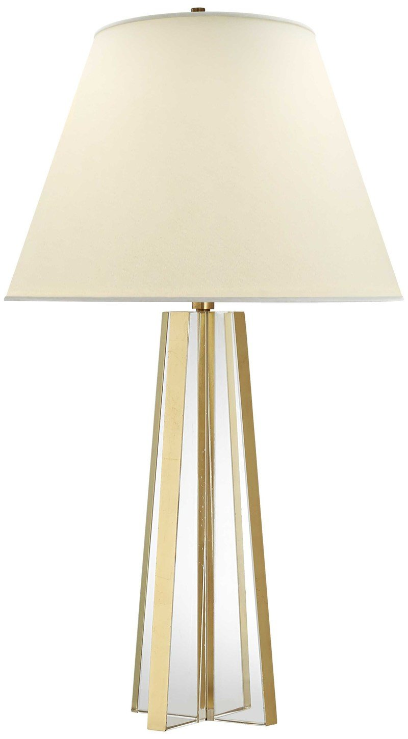 Alexa hampton visual comfort   co. lila table lamp gild 800 xxx q85