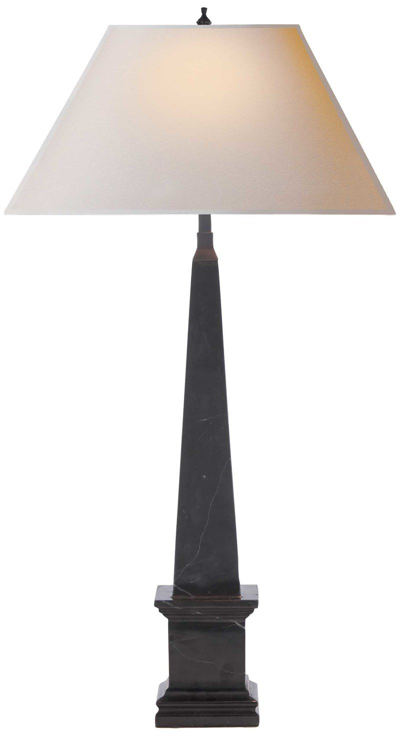 Alexa hampton visual comfort   co. vivien table lamp black marble 800 xxx q85